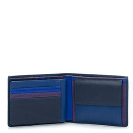 136-73 Large Men's Wallet - Kingfisher