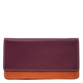 237-136 Medium Matinee Purse Wallet - Chianti