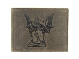 Portemonnaie mit Basilisk Prägung Nr.2014
