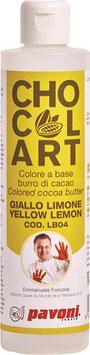 LB04 - Yellow Lemon Chocolart