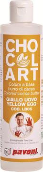 LB05 - Yellow Egg Chocolart