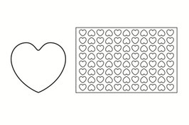 CHC - Heart Baking Chablon