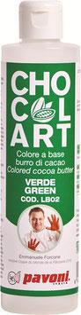 LB02 - Green Chocolart