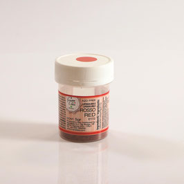 40-WC308 - Red (5g)  Azo Free