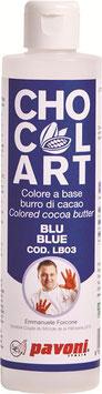 LB03 - Blue Chocolart