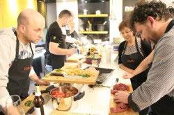Die Kunst des Kochens mit Daniel Dittmar und der Preis der Kreativität 20.04.2016