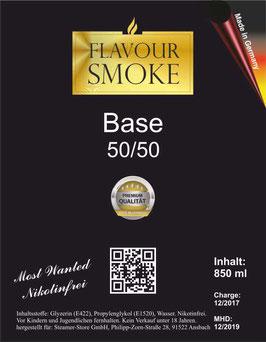 Basen Bundle 50/50, Nikotinstärke 3, 1 Liter