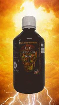 TCC Subohm Liquid Basis 1000 ml