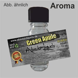 Green Apple Aroma Absolut Liquids