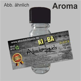 Ki-Ba Aroma Absolut Liquids