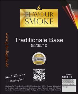 Trad. Liquid Basis 1000 ml Nikotinfrei