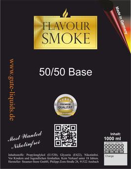 50/50 Liquid Basis 1000 ml Nikotinfrei