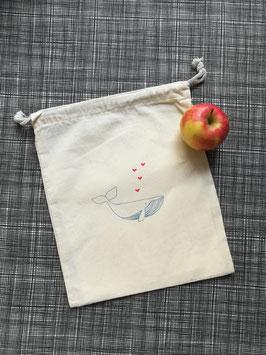 Beutel »Wal« für Obst, Gemüse, Nüsse, ...