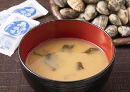 【常温】生タイプあさり風味みそ汁,生タイプしじみ風味みそ汁,生タイプわかめ味噌汁