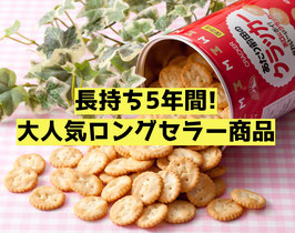 【常温】あたり前田のクラッカー保存缶