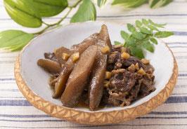 【常温】国産ごぼうと牛肉のしぐれ煮