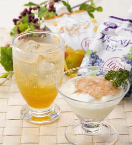 【常温】フレッシュフルーツゼリー2種セット