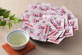 【常温】梅こんぶ茶100袋 北海道産昆布使用