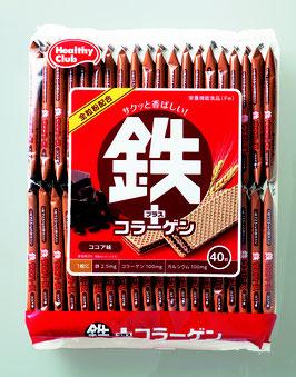 【常温】鉄+コラーゲンウエハース