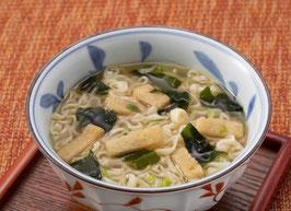【常温】ノンカップ麺和風きつねうどん, 和風ねぎ入りそば