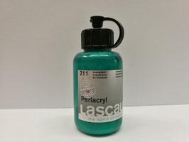 Lascaux Perlacryl Original, 211 Smaragdgrün