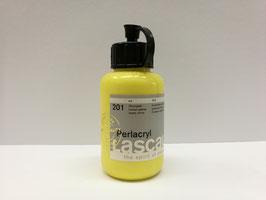 Lascaux Perlacryl Original, 201 Zitronengelb