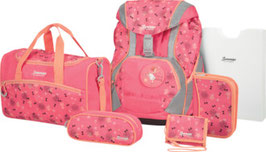 SAMMIES BY SAMSONITE® Schulrucksack-Set Ergofit 2.0 6teilig Ballerina Dreams 003
