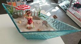 Geldgeschenk Maritim Frau 08