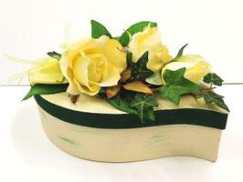 Box Hochzeit mit Blumen klein