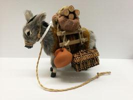 Esel mit Gepäck Nr. 003