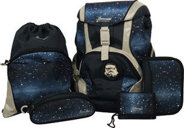 SAMMIES BY SAMSONITE® Schulrucksack-Set Ergofit 7teilig Star Wars Disney 018