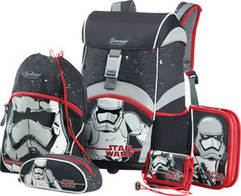 SAMMIES BY SAMSONITE® Schulrucksack-Set Ergonomic 5teilig Star Wars TFA 024