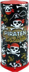 Tischbombe Piraten Party gross
