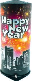 Tischbombe Happy New Year gross