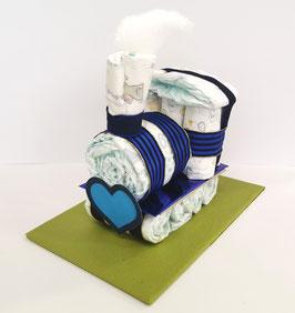Windeltorte Lokomotive 04