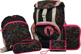 SAMMIES BY SAMSONITE® Schulrucksack-Set Ergofit 7teilig Pop Star 014