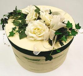 Box Hochzeit mit Blumen gross