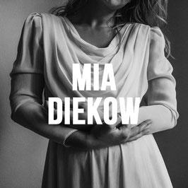 MIA DIEKOW - ÄRGER IM PARADIES (LP/CD)