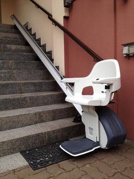 Außen-Treppenlift