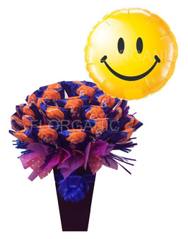 BOUQUET PALETA PAYASO