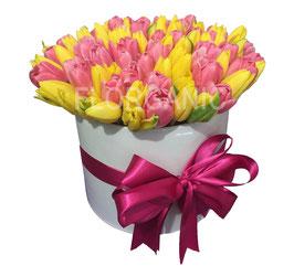 90 tulipanes