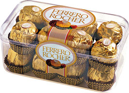 CHOCOLATES 16 PZAS FERRERO