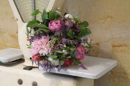 Bouquet carte blanche S