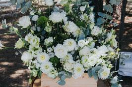 Bouquet carte blanche L