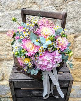 Bouquet carte blanche M