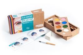 Kit de maquillage 8 couleurs