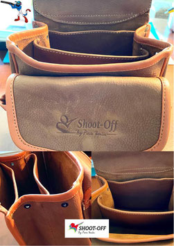 Sacoche Cuir Shoot Off