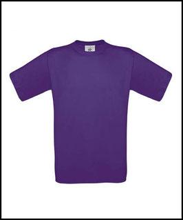 Tee-shirt col rond 100% coton