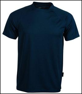 Tee-shirt polyester respirant