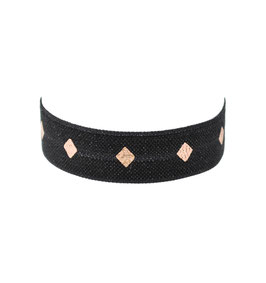 Festival Armband Muster Raute